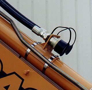 Bic Case 580 Auxiliary Hydraulic Kits